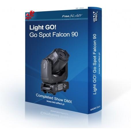 Light GO! Go Spot Falcon 90 SHOW DMX