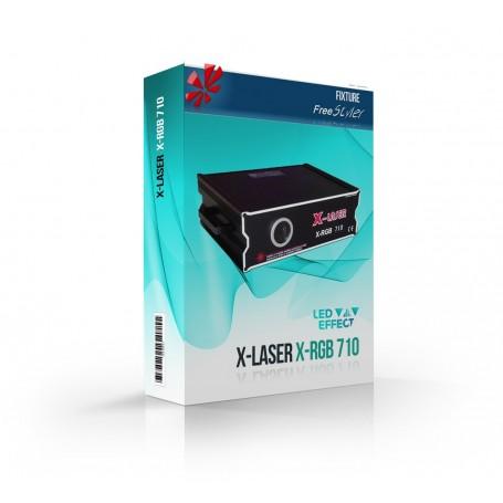 X-Laser X-RGB 710