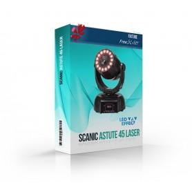 Scanic Astute 45 Laser