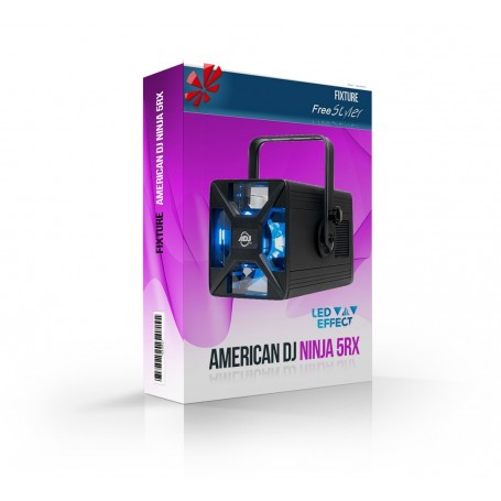 American DJ Ninja 5RX