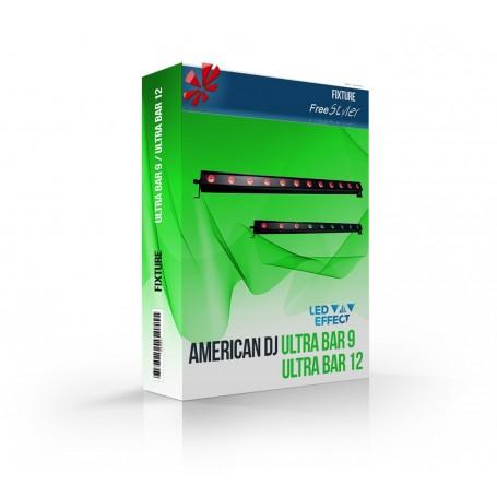 American DJ Ultra BAR 12 / Ultra BAR 9