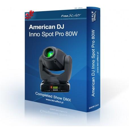 American DJ Inno Spot Pro 80W SHOW DMX