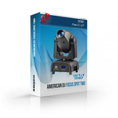American DJ Focus Spot TWO