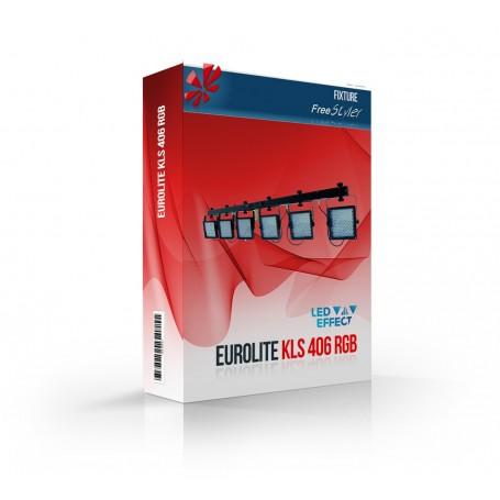 Eurolite KLS 406 RGB