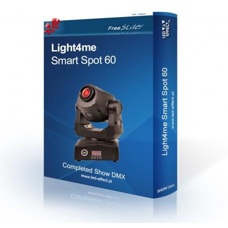 Light4me Smart Spot 60 SHOW DMX