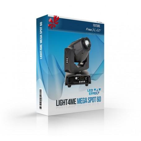 Light4me Mega Spot 60