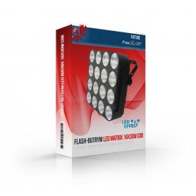 Flash LED MATRIX 16X30W COB BLINDER WHITE