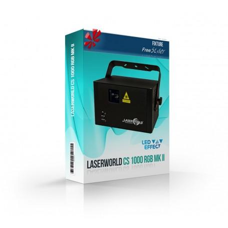 Laserworld CS 1000 RGB Mk II
