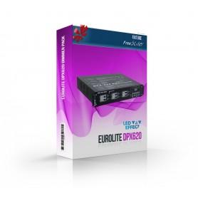 Eurolite DPX620 6ch dimmer pack
