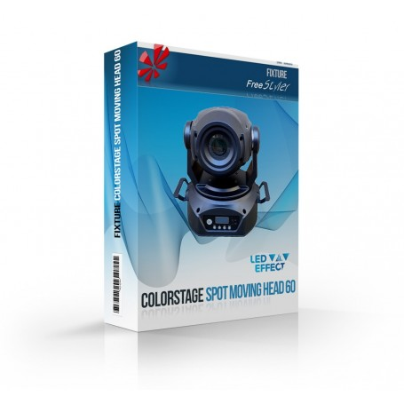 Colorstage Spot Moving Head 60