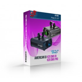 American DJ H2O DMX IR / H2O DMX Pro