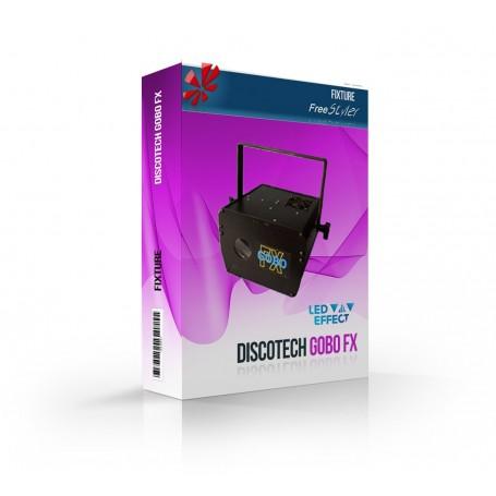 DiscoTech Gobo FX