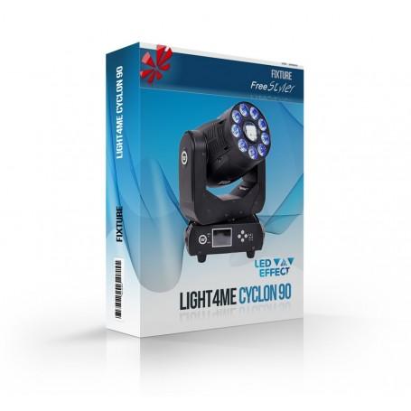 Light4me Cyklon 90
