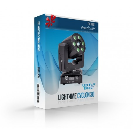 Light4me Cyklon 30