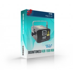 BoomToneDJ KUB 1500 RGB