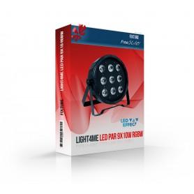 Light4me PAR 9x10 RGBW