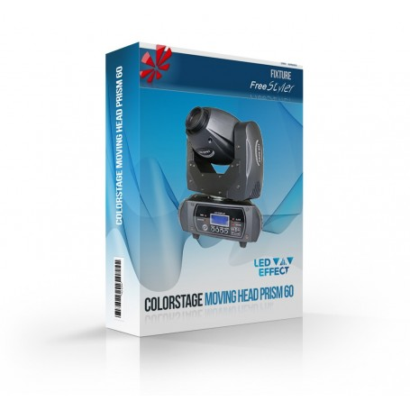 Colorstage Moving Head Prism 60
