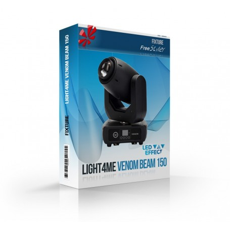 Light4me Venom Beam 150