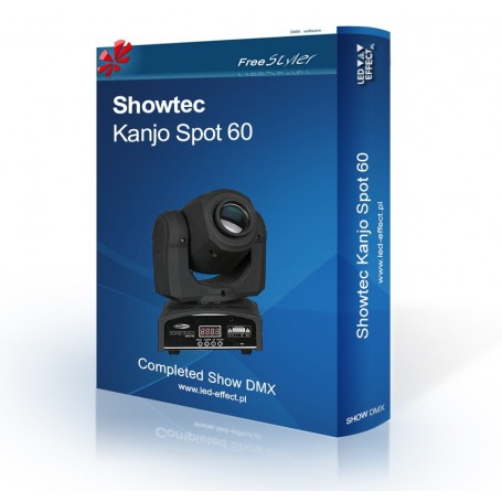 Showtec Kanjo Spot 60 - SHOW DMX