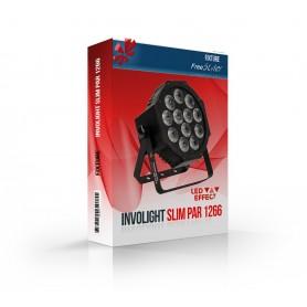Involight SlimPAR 1266 / SlimPAR 766 RGBWAUV
