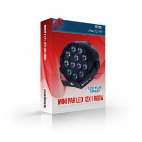 Fractal Mini PAR LED 12x1 RGBW
