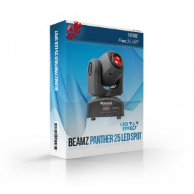 BeamZ Panther 25 LED Spot