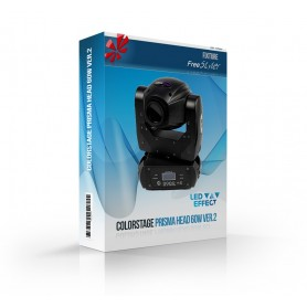 Colorstage Moving Head Prism 60 Focus