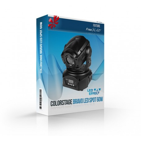 Colorstage BRAVO LED SPOT 60/75/90W