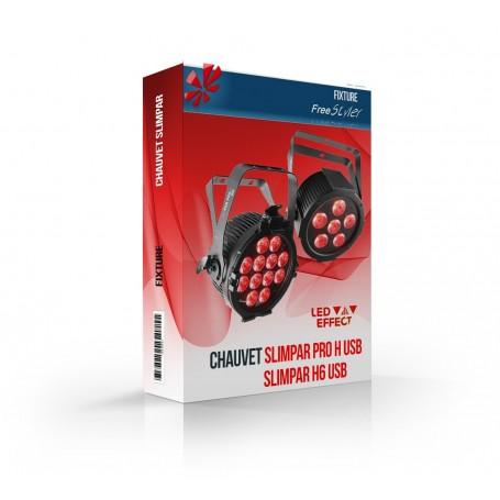 Chauvet SlimPAR Pro H USB / SlimPAR H6 USB