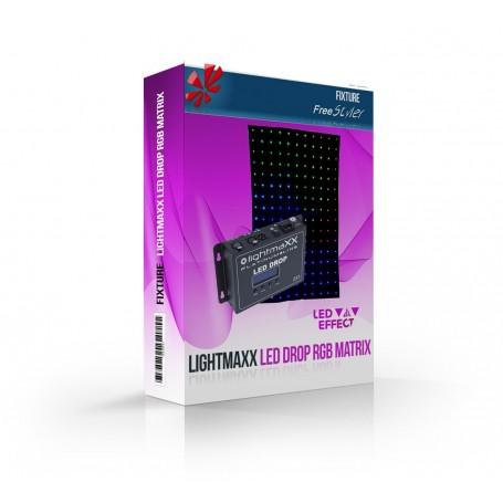 LightmaXX LED DROP RGB Matrix