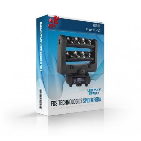 FOS Technologies SPIDER RGBW
