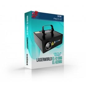 Laserworld EL-D100G / EL-D200G