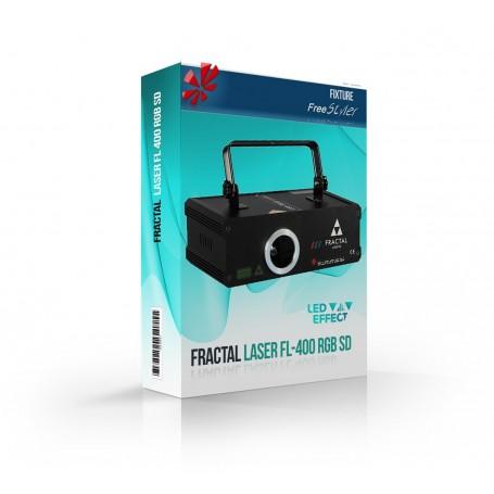 Fractal Laser FL-400 RGB SD