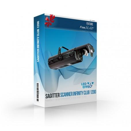 Sagitter Scanner Infinity Club 1200