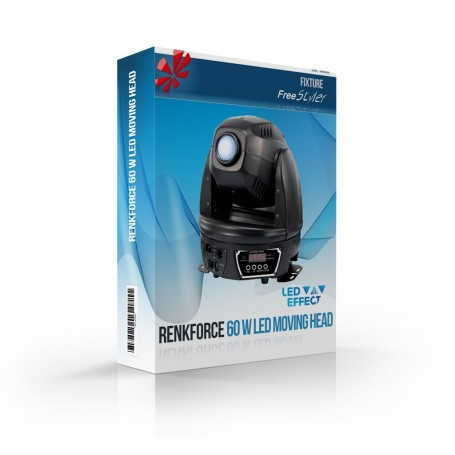 Renkforce 60 W LED Moving Head
