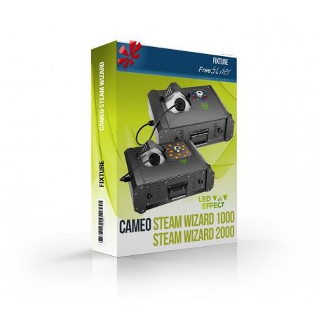 Cameo STEAM WIZARD 1000 / 2000