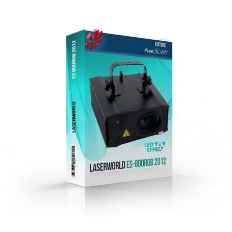 Laserworld ES-800 RGB