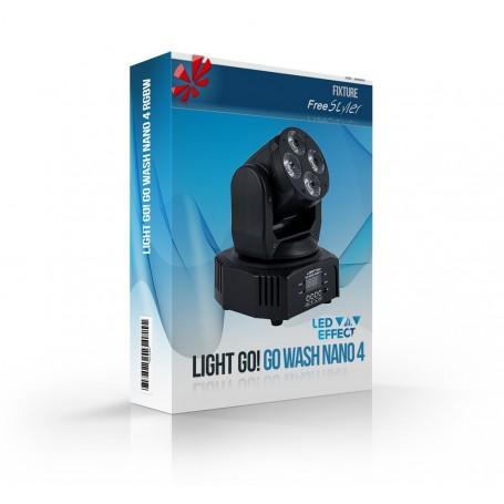 Light GO! GO WASH NANO 4 RGBW