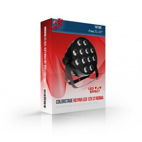 Colorstage HD PAR LED 12x12 RGBWA