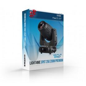 Light4me SPOT 250 ZOOM Premium