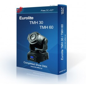 Eurolite TMH-30 / TMH-60 - SHOW DMX