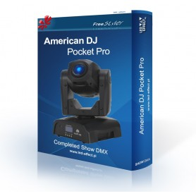 American DJ Pocket PRO - SHOW DMX