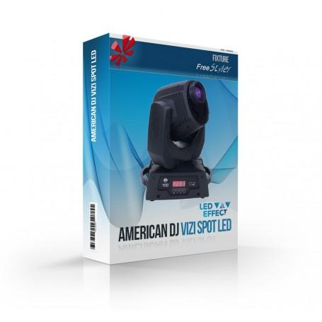 American DJ Vizi Spot LED