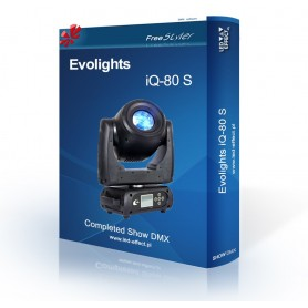 Evolights iQ-80 S - SHOW DMX