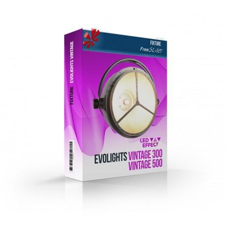 Evolights VINTAGE 300 / 500