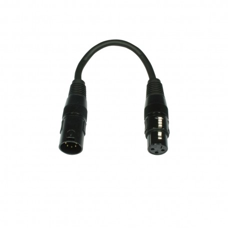 AC-DMXT/5M3F adapter DMX