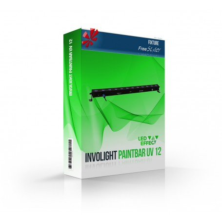 Involight PaintBAR UV 12