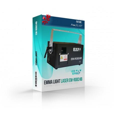 EMMA Light Laser EM-RGB24B