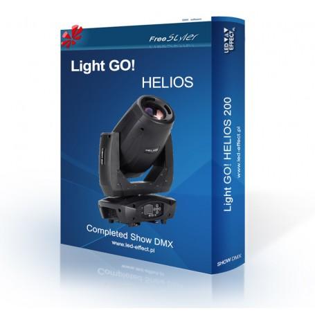 Light GO! HELIOS - SHOW DMX