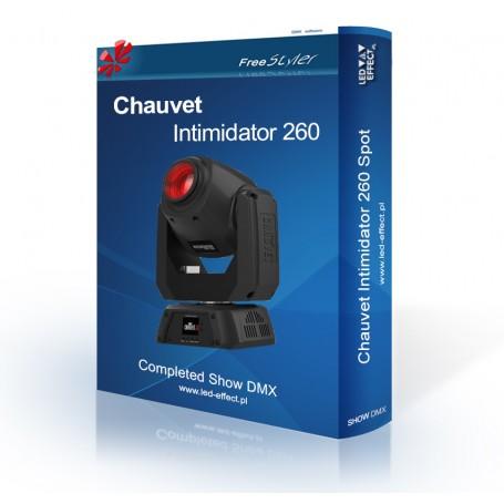 Chauvet Intimidator Spot 260 - SHOW DMX